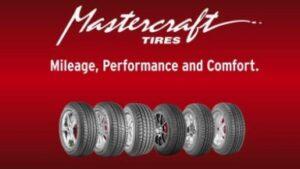 Mastercraft tires review