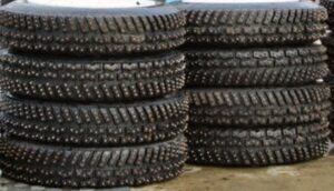 Best tire for snow plowing