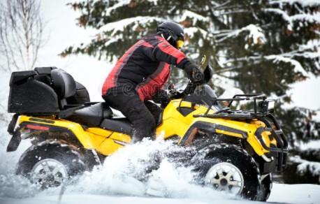 Best ATV tires for snow