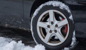 subaru wrx tire
