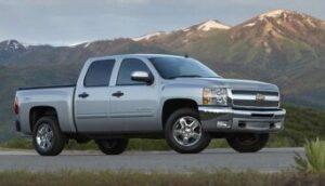 chevrolet silverado 1500 hybrid truck