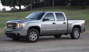 GMC Sierra 1500 Hybrid Pickup Truck